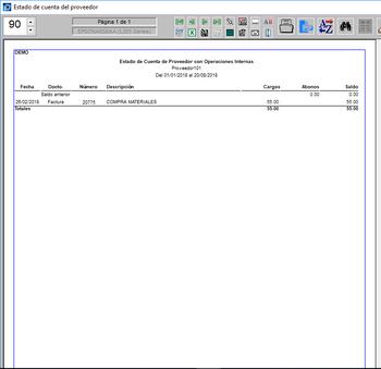 Estado de cuentas detallados proveedores (con operaciones internas)